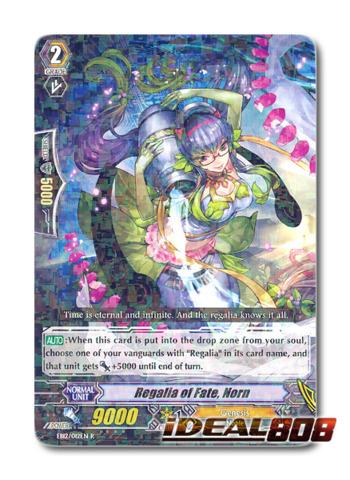 Regalia of Fate, Norn - EB12/012EN - R