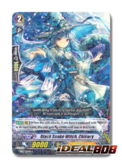 Black Snake Witch, Chicory - EB12/013EN - R