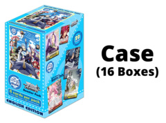 That Time I Got Reincarnated as a Slime (English) Weiss Schwarz Booster  Case [16 Boxes]
