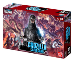 Godzilla Card Game - Chrono Clash System [216 Cards]