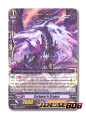 Darkquartz Dragon - G-BT04/031EN - R