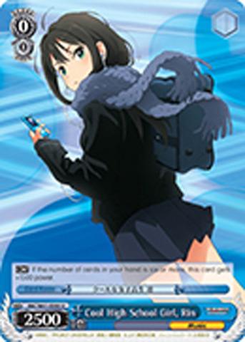 Cool High School Girl, Rin [IMC/W41-E090 U] English