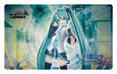 Weiss Schwarz PD/S29 Hatsune Miku Project DIVA-f 2nd Case Promo Playmat