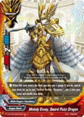 Melody Envoy, Sword Flute Dragon [D-BT02A-EB03/0031EN C (FOIL)] English