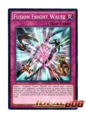 Fusion Fright Waltz - TDIL-EN069 - Common - 1st Edition