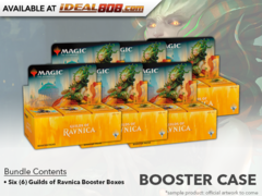 Guilds of Ravnica (GRN) Booster  Case (6 Boxes)