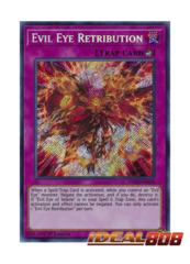 Evil Eye Retribution - INCH-EN039 - Secret Rare - 1st Edition