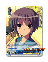 Observer, Nagato [SY/WE09-E22 R (FOIL)] English