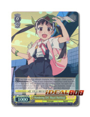 Wandering Girl, Mayoi Hachikuji [BM/S15-E004S SR (FOIL)] English