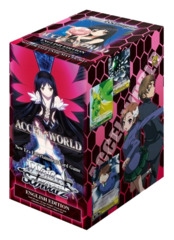Accel World (English) Weiss Schwarz Booster Box
