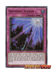 Shaddoll Schism - ROTD-EN076 - Ultra Rare - 1st Edition