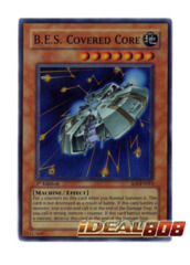 B.E.S. Covered Core - SOI-EN013 - Super Rare - 1st Edition