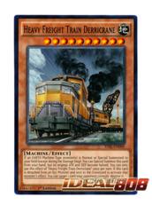 Heavy Freight Train Derricrane - TDIL-EN090 - Common - 1st Edition