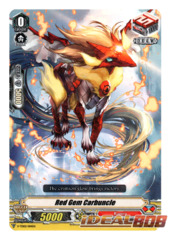 Red Gem Carbuncle - V-TD02/014EN (Regular)