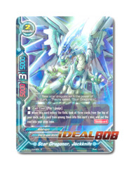 Star Dragoner, Jackknife [D-BT01/0044EN R (FOIL)] English