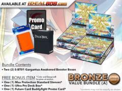 BFE-S-BT01  Bundle (A) Bronze - Get x2 Gargantua Awakened Booster Box + FREE Bonus Items * PRE-ORDER Ships Aug.31