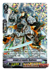 Knight of Loyalty, Bedivere - V-BT03/OR01EN - OR (Origin Rare)