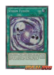 Vision Fusion - BLHR-EN012 - Secret Rare - 1st Edition