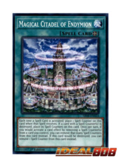 Magical Citadel of Endymion - SR08-EN024 - Common - 1st Edition