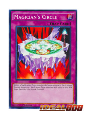 Magician's Circle - SDMY-EN036 - Common - 1st Edition