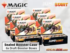 Jumpstart Booster  Case [6 Boxes] * PRE-ORDER Ships Jul.17