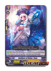 Goddess of Union, Yuno - EB12/024EN - C