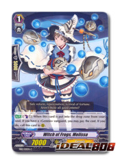 Witch of Frogs, Melissa - EB12/021EN - C