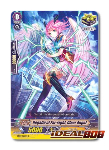 Regalia of Far-sight, Clear Angel - EB12/029EN - C