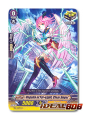 Regalia of Far-sight, Clear Angel - EB12/029EN - C