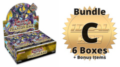 Phantom Rage Bundle (C) - Get 6x Booster Boxes + Bonus Items * PRE-ORDER Ships Nov.06