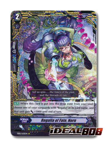 Regalia of Fate, Norn - EB12/L02EN - LR