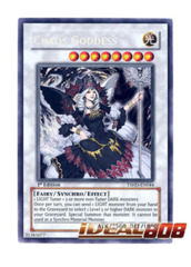 Chaos Goddess - TSHD-EN044 - Secret Rare - 1st Edition