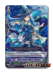 Black Snake Witch, Chicory - EB12/S05EN - SP