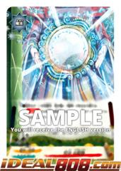 Ceremonial, Water Mirror [S-UB02/0045EN U (Regular)] English