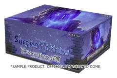DB-BT04 Surge of Titans (English) Dragoborne Booster Box * PRE-ORDER Ships Jun.29