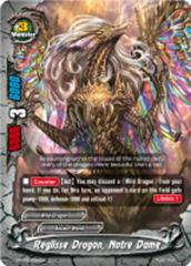 Reglisse Dragon, Notre Dame [D-BT02/0090EN C (FOIL)] English