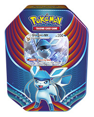 Evolution Celebration Tin - Glaceon GX