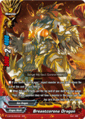 Breastcorona Dragon [D-BT02/0001EN RRR (FOIL)] English