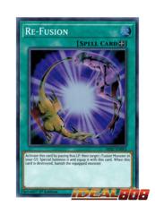 Re-Fusion - HISU-EN053 - Super Rare - 1st Edition