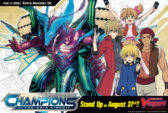 CFV-V-EB02 Champions of the Asia Circuit (English) Extra Booster Box * PRE-ORDER Ships Aug.31