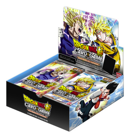 DBS-TB02 World Martial Arts Tournament (English) Dragon Ball Super Themed Booster Box [24 Packs]