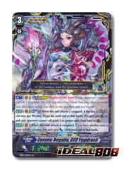 Cosmic Regalia, CEO Yggdrasil - EB12/L01EN - LR