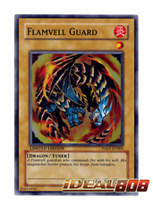 Flamvell Guard - HA01-EN009 - Super Rare - Limited