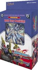 BFE-H-TD02 <SD02> Radiant Force (English) Future Card Buddyfight H-Trial Deck