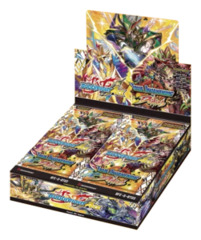 BFE-S-BT03 True Awakening of Deities (English) Future Card Buddyfight Ace Booster Box