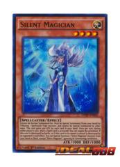 Silent Magician - DPRP-EN002 - Ultra Rare - 1st Edition