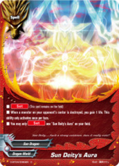 Sun Deity's Aura [D-BT04/0085EN C (FOIL)] English