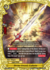 Divine Sword, Gallatin [D-BT03/0070EN U (FOIL)] English