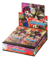 BFE-CP01 Burning Valor (English) Future Card Buddyfight Character Pack Booster Box