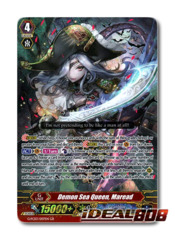 Demon Sea Queen, Maread - G-FC03/007 - GR
